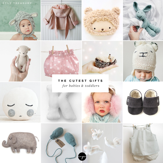 The cutest gifts for babies & toddlers   My Paradissi