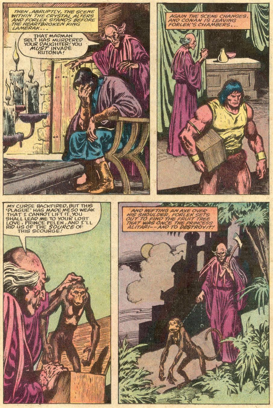 Conan the Barbarian (1970) Issue #148 #160 - English 19