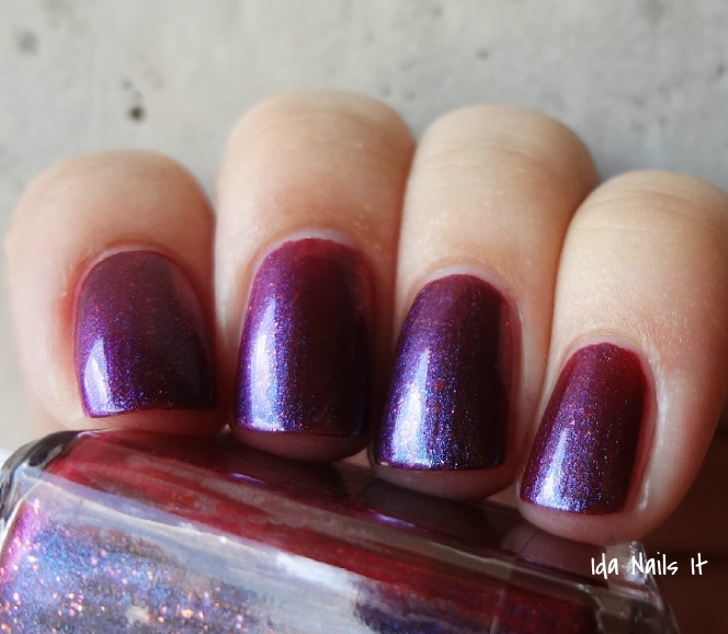 Ida Nails It: Elevation Polish Tools of the Trade Collection
