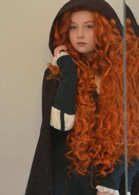 Braided Wig Scottish 87