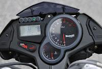 Benelli TNT1130 Century Racer (2011) Instruments