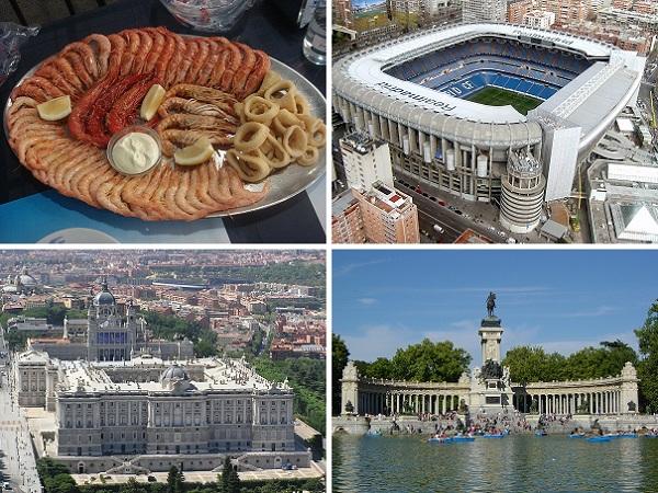 10 atrações imperdíveis em Madrid (Espanha)