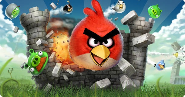 angry birds nokia