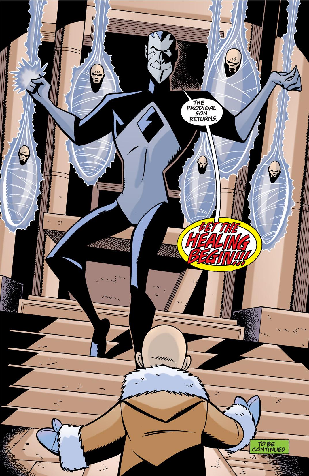 Batman Beyond [II] Issue #21 #21 - English 23