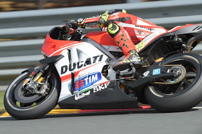 FP2: Posisi 3 Iannone Hanya Kebetulan, Ducati Hanya Cepat Satu Lap Saja