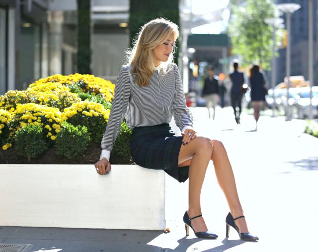 Zara Turtleneck Sweater Dress 3