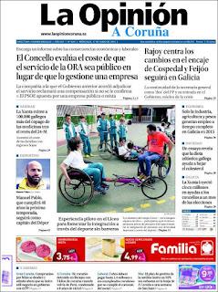La Opinion A Coruña