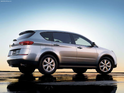 2011 Subaru Tribeca Wallpaper