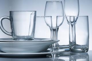 Zestaw startowy do nakrycia stołu Biedronka