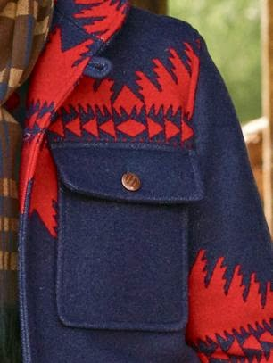 Pendleton Woolen Mills Ashland Coat