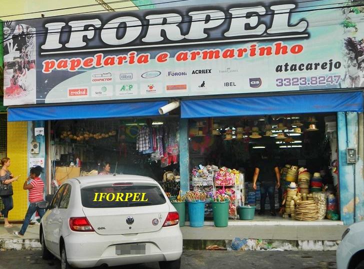 IFORPEL PAPELARIA E ARMARINHO 1