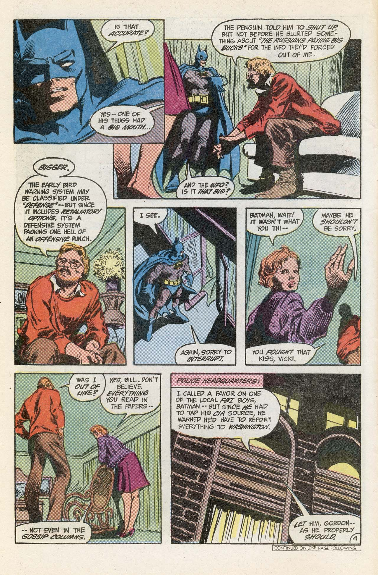 Detective Comics (1937) Issue #541 Page 6