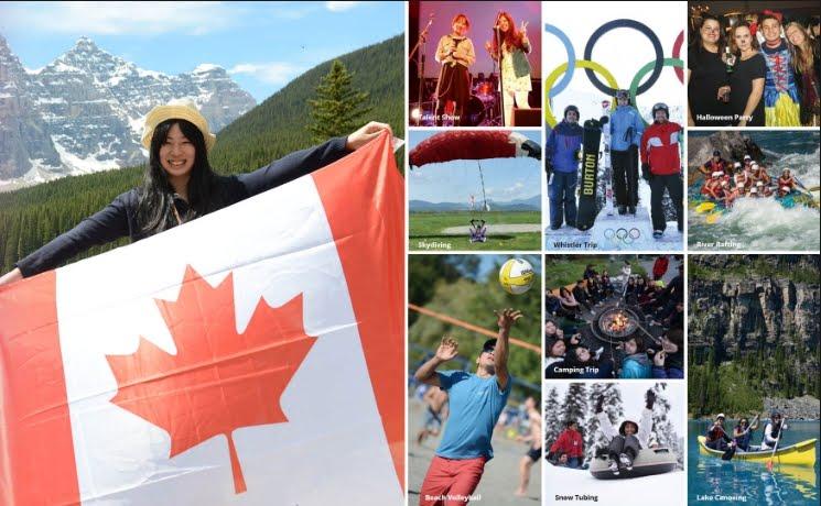 ซัมเมอร์ตุลาคม 2562 ประเทศแคนาดา