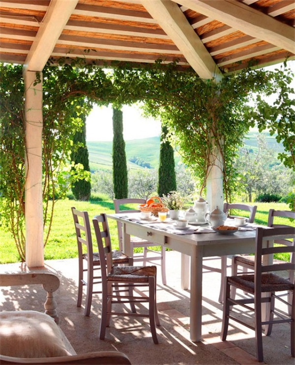 Una casa de campo toscana tuscany country house for Toscana house