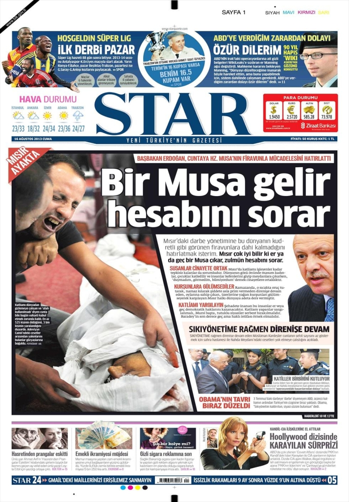 star front page aug 16