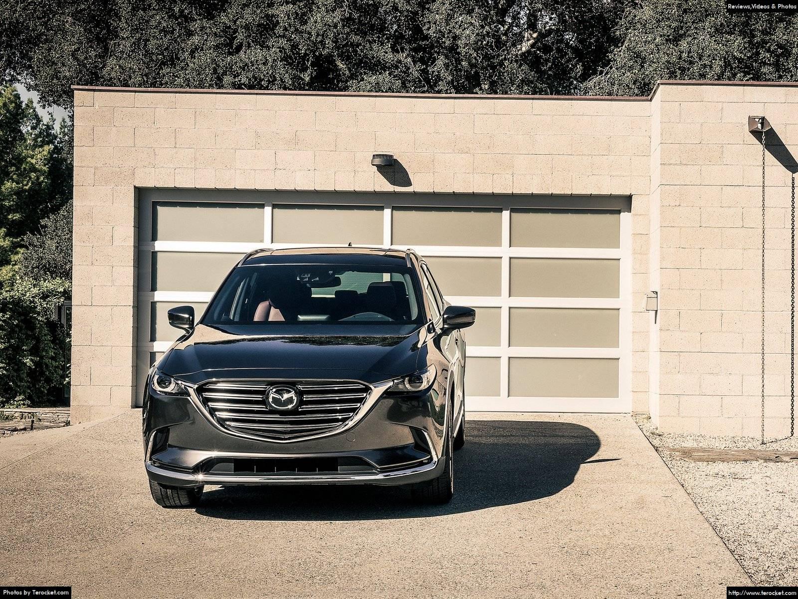 Hình ảnh xe ô tô Mazda CX-9 2016 & nội ngoại thất