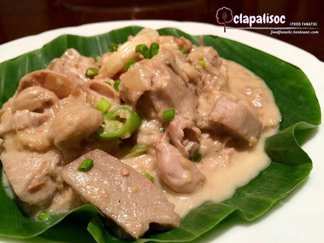 LJC Group Restaurant Fely J's Ginataang Nangka at Lamang Dagat