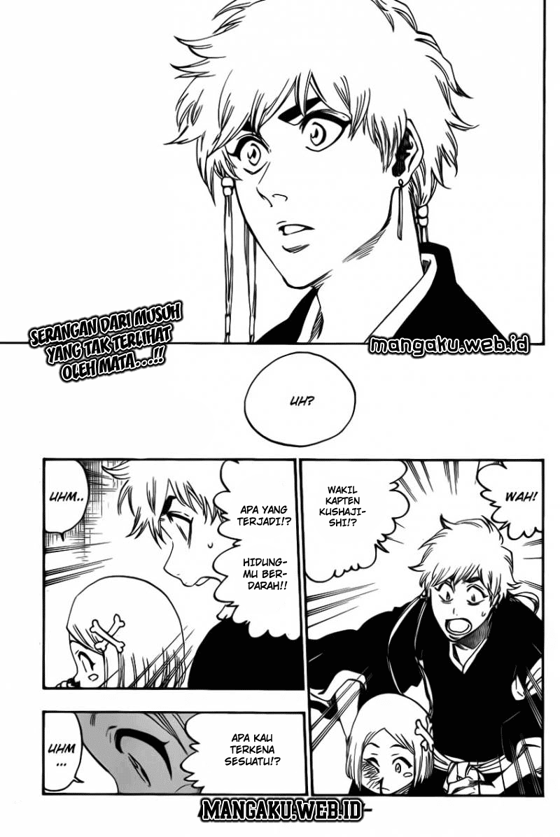 Download Komik Bleach Chapter 571 (Pandangan Jahat) Bahasa Indonesia