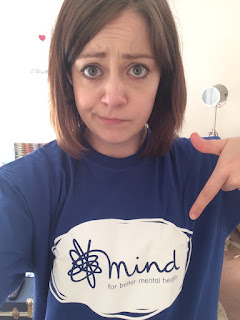 Raising money for Mind charity