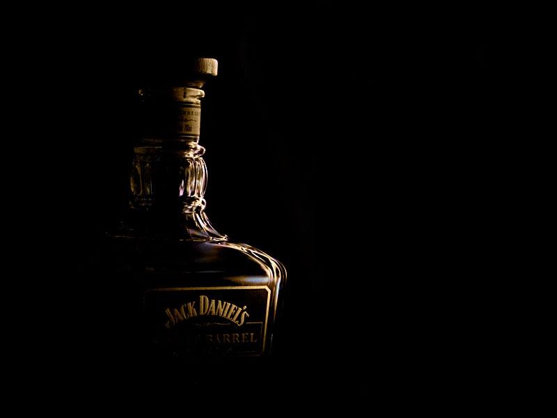 jack daniels single barrel whiskey mc photography