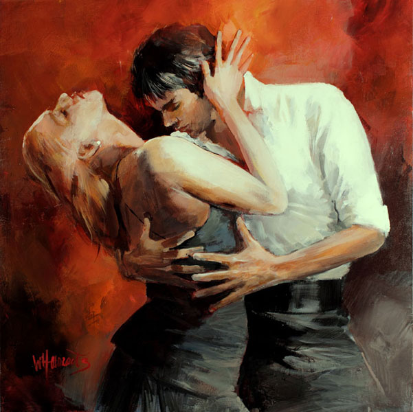 Willem Haenraets 1940 - Hollandaise Impressionist painter