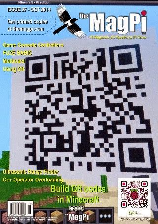 The MagPi 26ª edição
