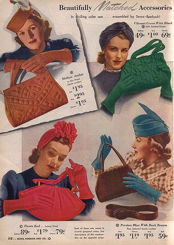 1940's Accessories