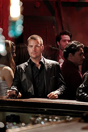 Song that was played during the club scene in the ncis los angeles