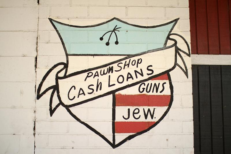 Atlanta Hand Painted Signs 08