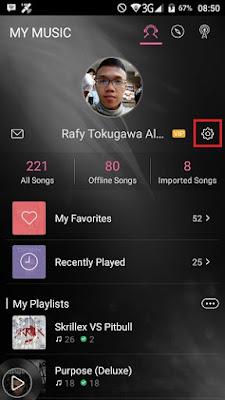 Menghemat Kuota Internet Saat Streaming Musik di JOOX | andromin.com