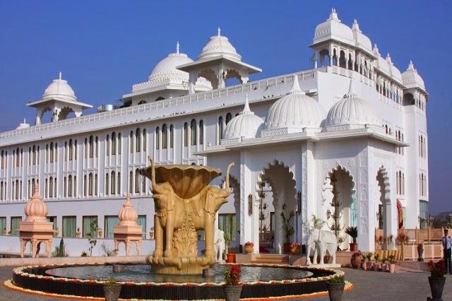 Radisson Blu Udaipur Palace Resort Spa in Udaipur, Rajasthan