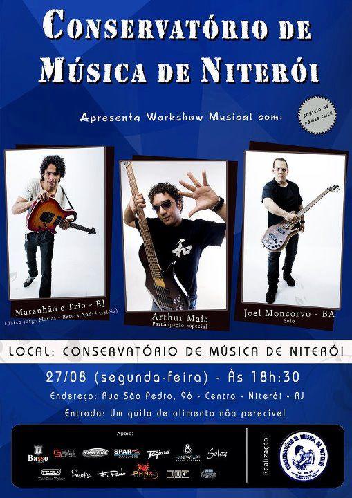 Site do Conservatório de Música de Niterói | Blog da Empresa ...