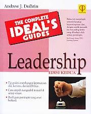 toko buku rahma: buku LEARDERSHIP EDISI KEDUA, pengarang andrew j. dubrin, penerbit prenada
