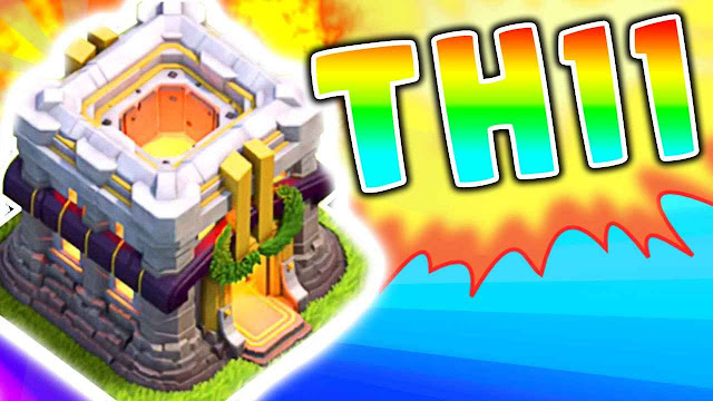 TH11 Base Clash of Clans