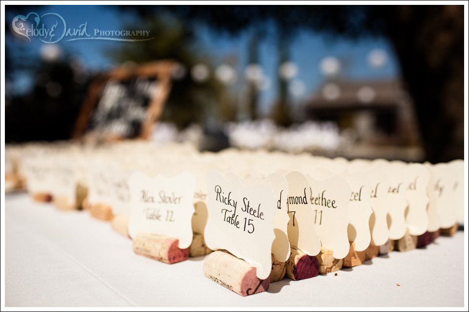 winery placeholder idea for wedding