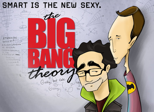 The Big Bang Theory por vancamelot
