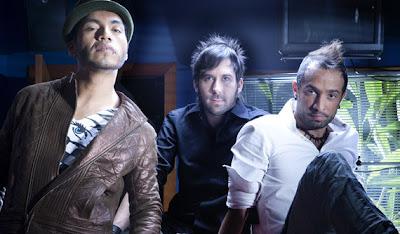 """Camila: Mario Domm, Pablo Hurtado, and Samuel """"Samo"""" Parra"""