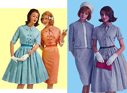 Платья 60 70 года