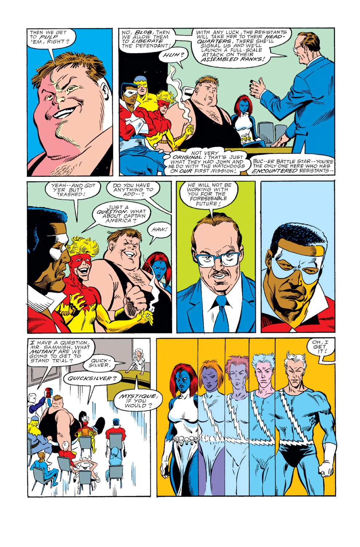 Captain America (1968) Issue #346 #276 - English 12
