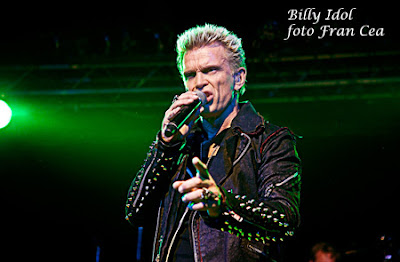 Billy Idol Bilbao