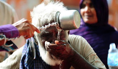 موجة الحر في الهند تودي بحياة ألفي شخص