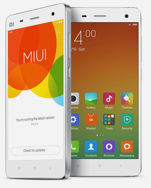 HP 4G LTE Murah Terbaik - Xiaomi Mi 4i