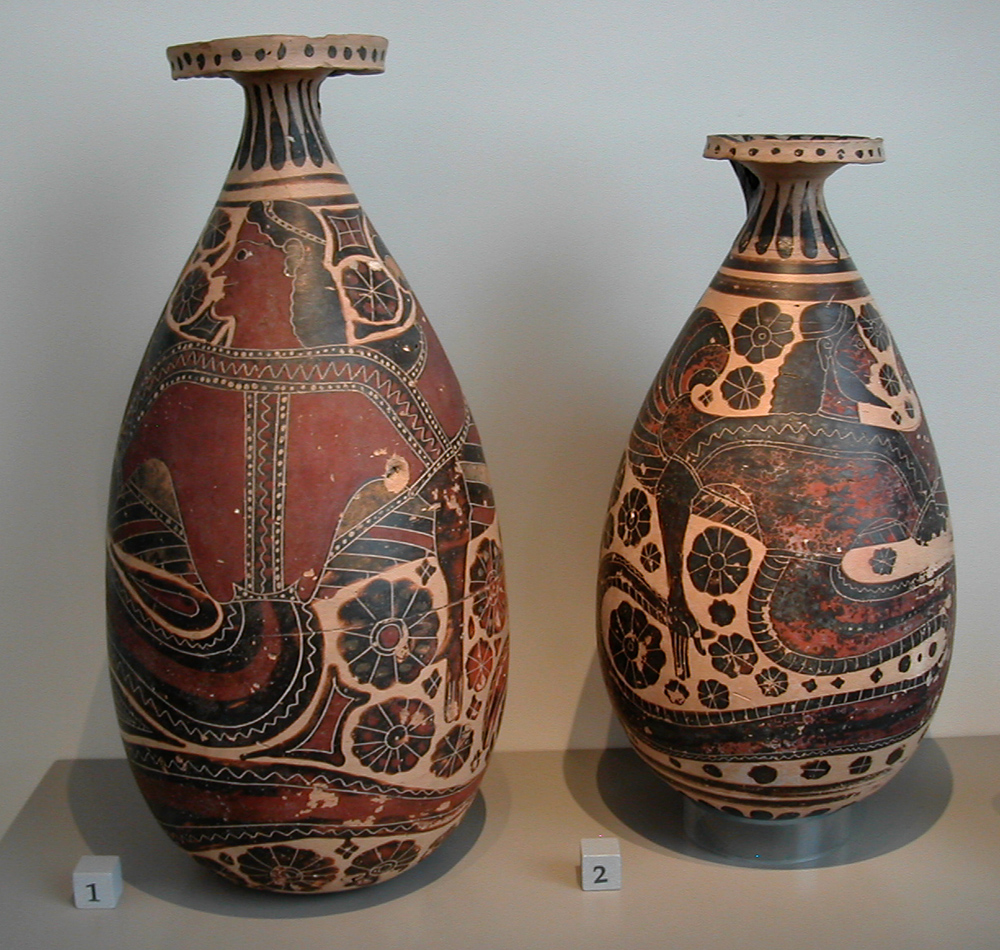 greek vase painter essays Ancient greek funerary vases are decorative grave markers made in famous centers of vase styles one famous artist of lekythoi was the achiles painter.