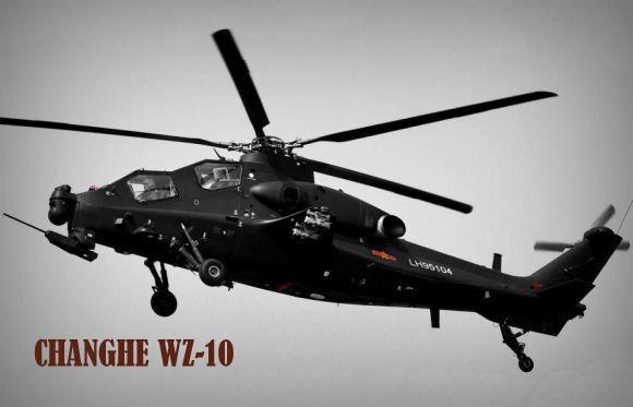 Changhe WZ-10