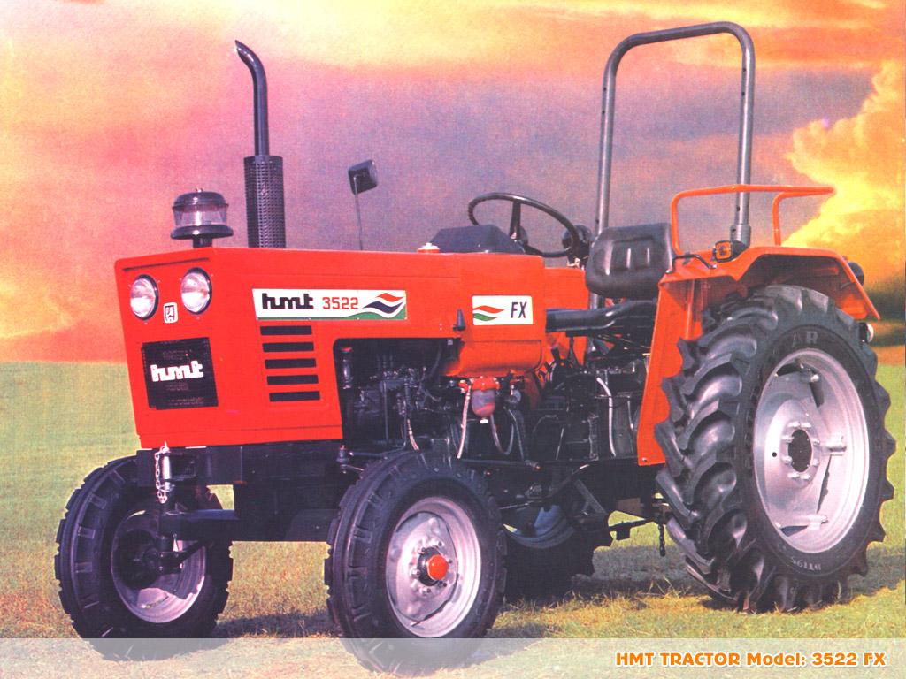 Tractorate Hmt 3522 Fx