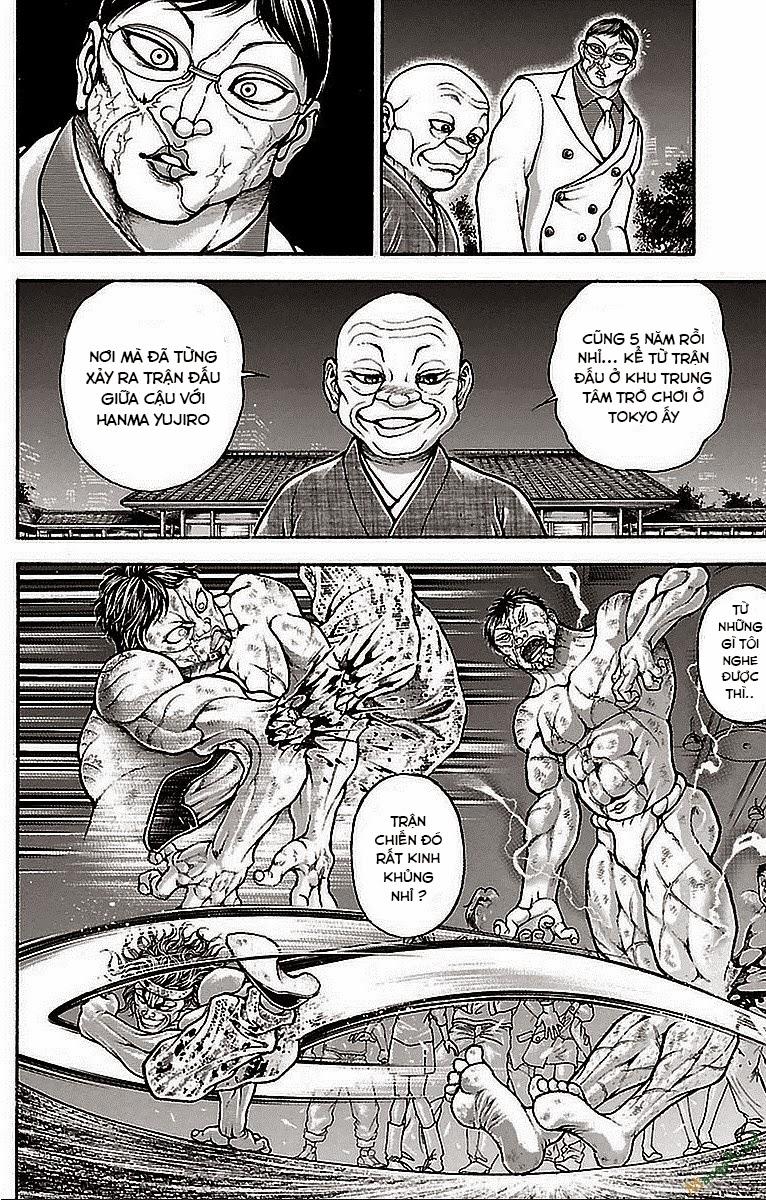 Baki Dou chap 11 Trang 9 - Mangak.info