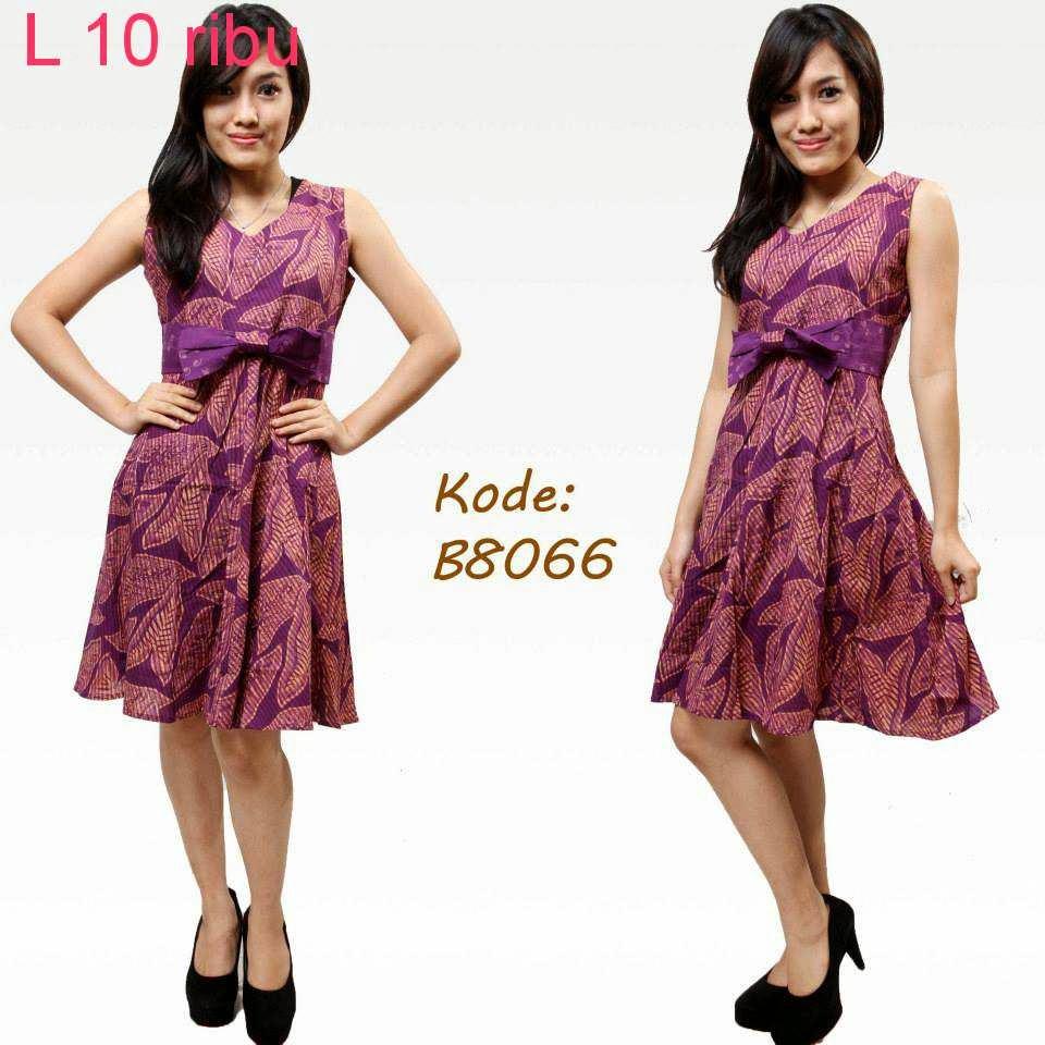 Koleksi Model Baju Batik | Model Baju Batik