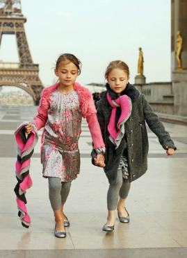 Child Fashion Herbst Winter 2011/2012 Blumarine