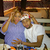 Toyin Lawani shows off baby bump and her 21-year old fiance