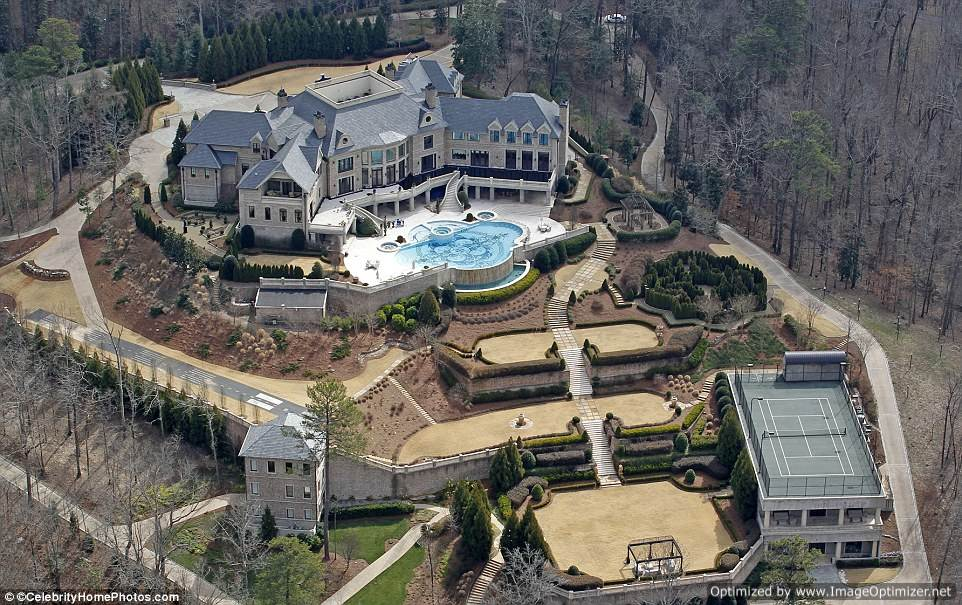The new owner of the gargantuan mansion which has had president obama